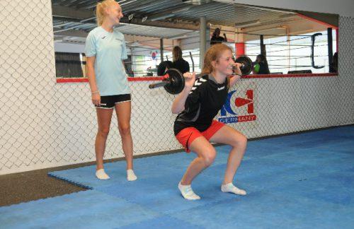 Krafteinheit im Masters Gym