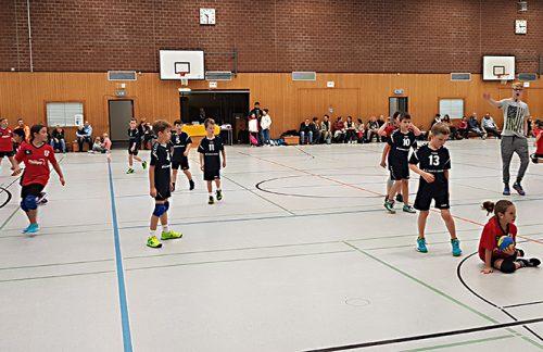 Erster Sieg: DJK Adler Bottrop E2 – GSG Duisburg E 1   2:24 (1:13)