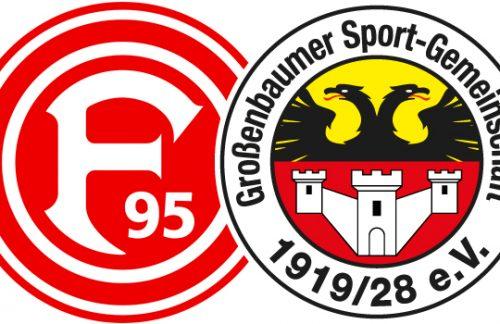 Fortuna Düsseldorf 2 – GSG Duisburg   26:22 (8:9)