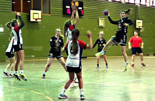 Weibliche C-Jugend: GSG Duisburg – VT Kempen